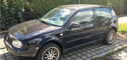 Auto Unterhaltskosten - VW Golf 4