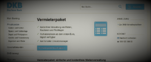 DKB Vermieterpaket